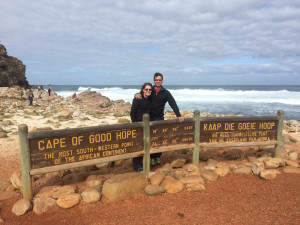 South Africa - Day tripping down to the Cape of Good Hope