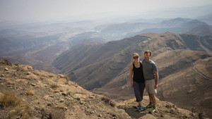 South Africa - Hiking the Drakensburg Mountains
