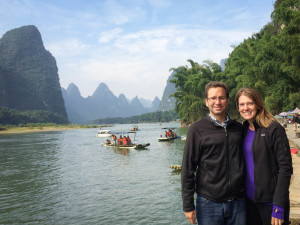 China - Cruising down the Li River