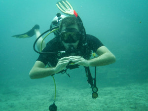 Thailand - Learning how to scuba dive