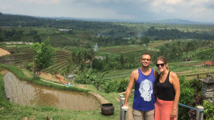 Indonesia - Checking out the Rice Fields